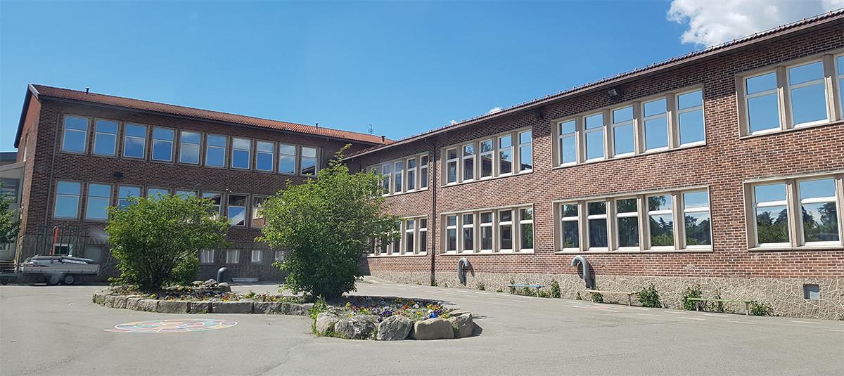 Solfilm Nøkleby Skole