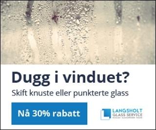 Sommerkampanje på utskifting av punkterte isolerglass. Når glassene dine punkterer å blir dugget kan de enkelt skiftes ut av oss uten og skifte selve vinduet. Vi er din Glassmester i Sarpsborg.